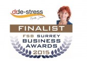 Finalist Surrey Business Awards 2015
