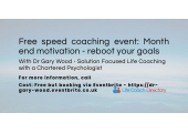 Dr Gary Wood -  Solution Focused Life Coaching with a Chartered Psychologist image 1