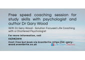 Dr Gary Wood -  Solution Focused Life Coaching with a Chartered Psychologist image 3
