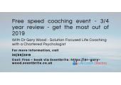 Dr Gary Wood -  Solution Focused Life Coaching with a Chartered Psychologist image 4