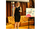 Keynote Speaker at Business South event, June 2017