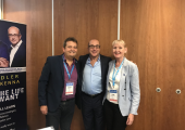Paul Mckenna, June O'Driscoll & Geoff Rolls at Get The Life You Want Seminar