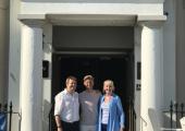 Geoff Rolls, Jeff Brazier, June O'Driscoll NLP Day