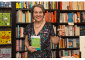 Juliet Landau-Pope (JLP Coach) - Book launch at Waterstones, Hampstead