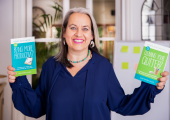 Author of two books: Being More Productive & Clearing Your Clutter