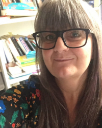 Denise Collins MSc. BSc (Hons) Mental Health & Wellbeing Coach