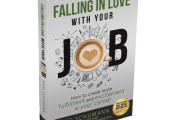 Falling in love with your job<br />My new book out in November 2016
