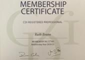Professional Membership.