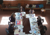 Spring into Action Vision workshop