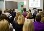 Speaking events<br />Offered in schools and businesses