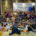 Erickson International - World Game - Bali - An International Coaching Conference at which we did the key note and also a pre event workshop on Solonics.