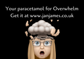 Paracetamol for overwhelm