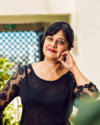 Meera Shah - Intuitive business & empowerment Coach. BSc. CIMA, MBA, ACC, APMG