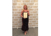 Sian Rowsell Small Business Coach of the Year
