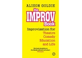 Alison Goldie author - The Improv Book