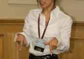 Denise presenting 2
