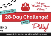 Family Fit Mental Fitness Challenge with Polly Brennan, Adventurous Coaching