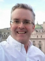 Colin Symington-Bailey. CPD Accredited MasterCoach, Mentor, and NLP Practitioner