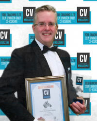 Colin Symington-Bailey | ACQ5 UK Independent Life Coach of the Year, 2018 & 2019