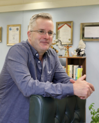 Colin Symington-Bailey | ACQ5 Independent Life Coach of the Year, 2018 and 2019