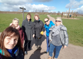 Walk and Talk Group in St Albans