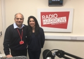 In Conversation: Stress & Wellbeing in Modern Life - Radio Harrow, 2018