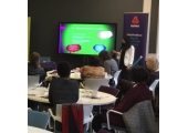 Sharing at NatWest Women in Business Event - Sustaining Goals in Work and Life