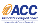 ACC<br />ICF Associate Credentialed Coach