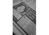 Portsmouth Evening News<br />New Year Resolutions