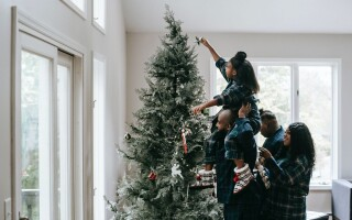Setting intentions to calm the Christmas chaos in 2020