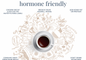 How to make coffee hormone friendly