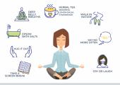 Non foodie ways to reduce stress