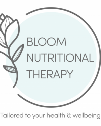 Angharad Davies mBANT CNHC ~ Bloom Nutritional Therapy