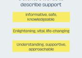 Describing support