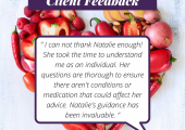 Client review - Energy and immune support