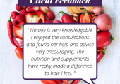 Client review - Gut and general health