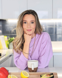 Victoria Purdon   Skin & Gut Health Nutrition   DipNT, BA(hons) FA, mCNHC