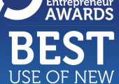 Finalist in National Entrepreneur Awards 2013