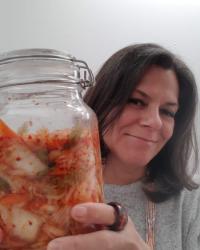 肠道健康营养师苏珊·戴维斯