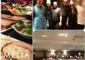 Cook&Eat session - Primrose Hill School<br />Melia White House & CFC Chef, 2013