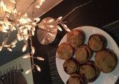 Gluten free and vegan mince pies