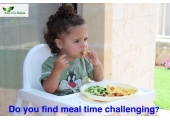 Is Meal Time a challenge?
