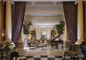 The Malton 5* Hotel lobby