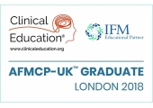 Item 1<br />Functional Medicine Graduate
