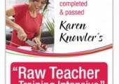 Raw Teacher Training Course