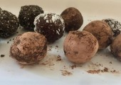 SJH Chocolate Bliss Balls