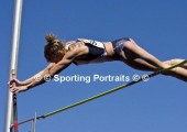 Pole vault - Vaulting at Loughborough International