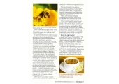 Bee Pollen article  - ''Only Natural'' The Newsletter of The Natural Dispensary