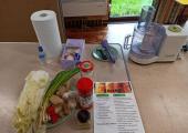 Fermentation workshop.