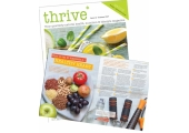 Magazine Articles<br />I regularly contribute as a Nutrition Specialist to several national health magazines.